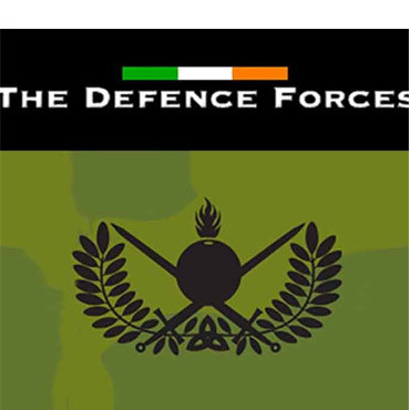 defence forces logo