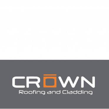 Crown Roofing Logo Design