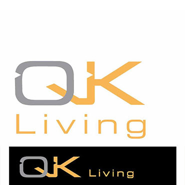 qk living logo design - Logo design Dublin - Meath