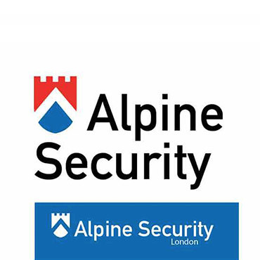 Alpine Security - Logo Design Meath - Dublin