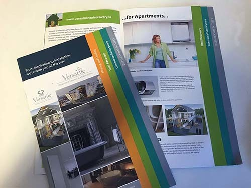 Brochure design Dublin Meath