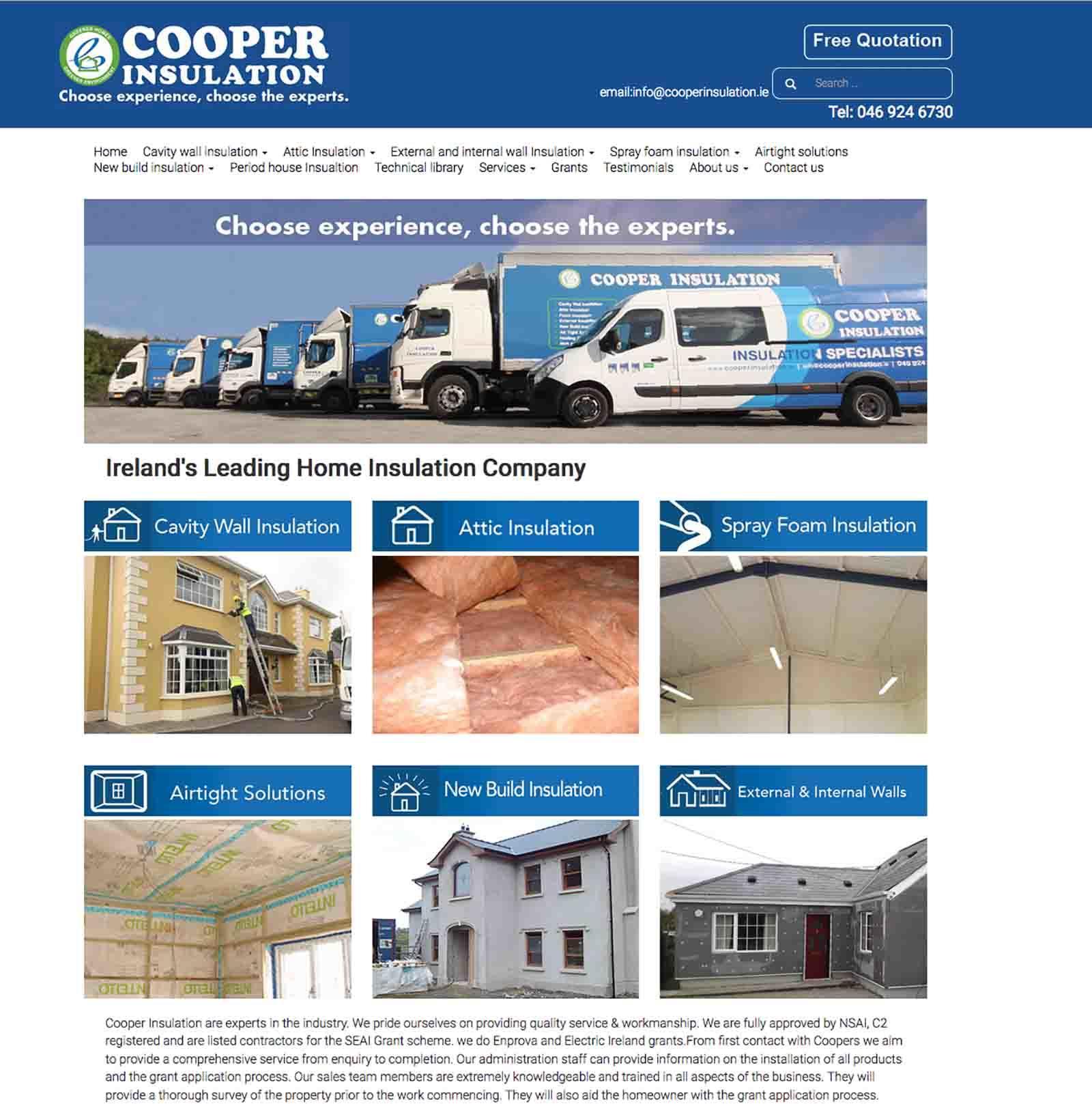 Website Design Dublin